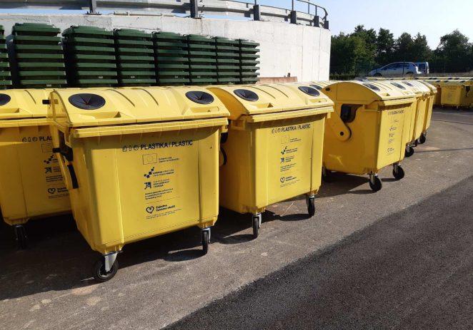 U ponedjeljak, 14. rujna kreće podjela spremnika za komunalni otpad na području općine Tar-Vabriga