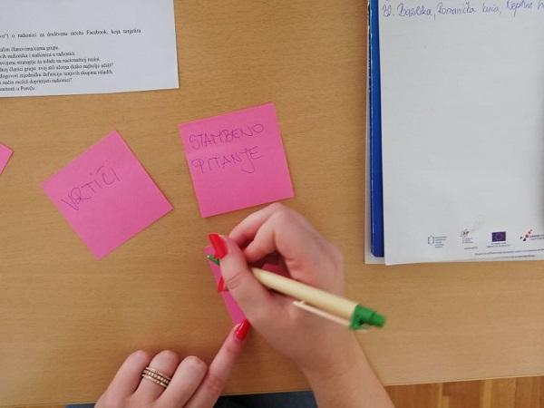 """Prijave za fokus grupe """"Što TI misliš"""" u sklopu projekta """"Poreč: (G)rad s mladima"""""""