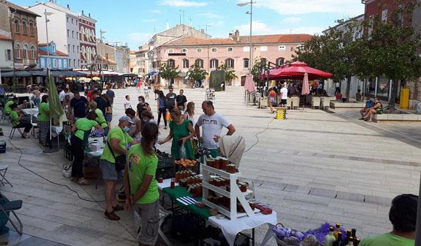 6. sajam istarskih poljoprivrednih proizvoda ovog četvrtka na Trgu slobode u Poreču