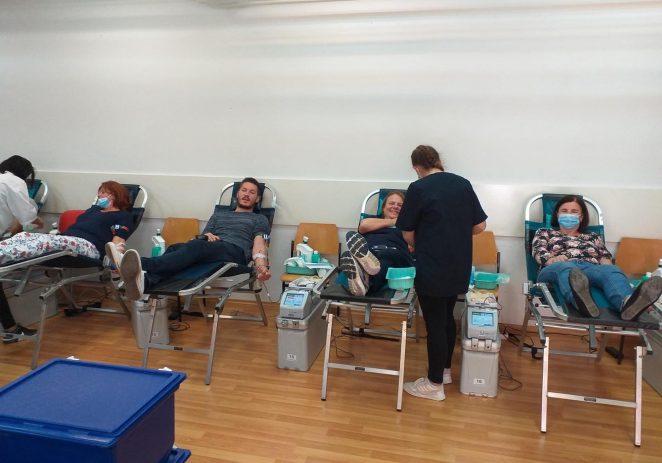 Rezultati akcije dobrovoljnog davanja krvi u Poreču 2.10.2020.