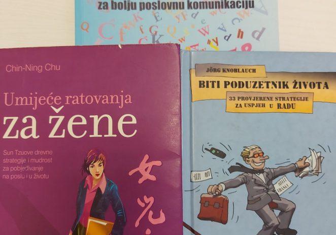 """Besplatno predavanje """"Knjige-koristan alat za poduzetnike"""" u ponedjeljak, 19. listopada"""