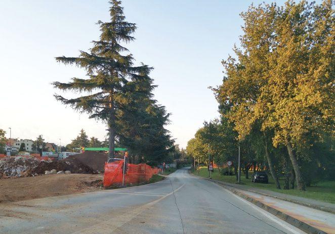 Do kraja godine obnovit će se Creska ulica izgradnjom četverokrakog rotora, biciklističke staze i nogostupa