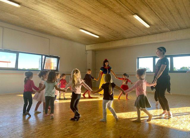 U Studiju za izvedbene umjetnosti MOT 08 nastavljaju se aktivnosti u sklopu obilježavanja dječjeg tjedna