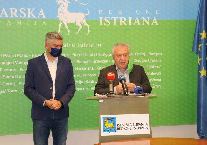"""""""Istra traži financiranje čak 58 projekata iz europskog Fonda za oporavak i otpornost"""""""
