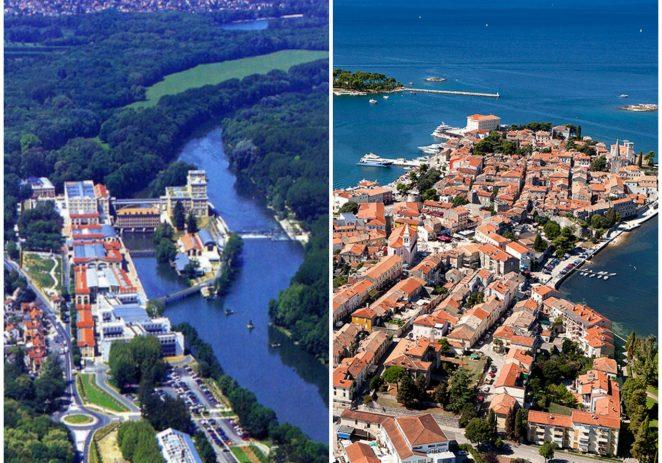 Poreč i francuski Noisiel o sklapanju prijateljstva između gradova i budućoj suradnji
