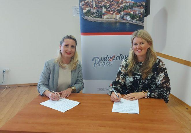 Započinje suradnja Pučkog otvorenog učilišta Varaždin i Poduzetničkog inkubatora Poreč
