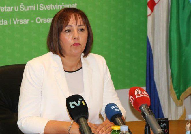 Zamjenica župana Sandra Ćakić Kuhar imenovana nacionalnom koordinatoricom za primjenu Europske povelje o ravnopravnosti spolova