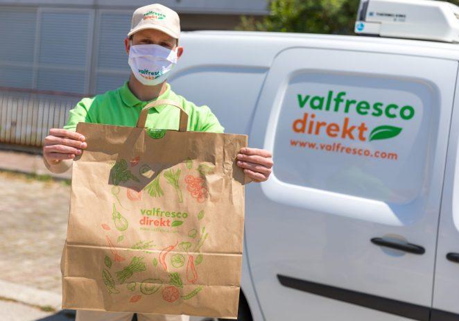Čak 96 posto kupaca izrazito zadovoljno Valamarovom online trgovinom Valfresco Direkt