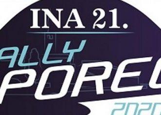 Obavijest o zatvaranju prometnica u Poreču i na Poreštini za vrijeme održavanja 21. INA Rallya Poreč u subotu 10.10.