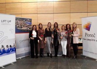U ponedjeljak 26.10. prvo druženje grupe poduzetnih žena Poreštine