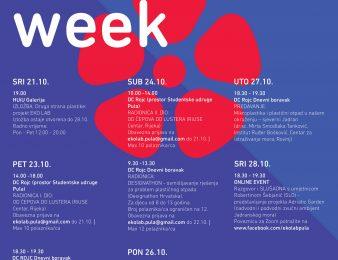 Pula EKO WEEK: druga strana plastike, klimatske promjene i podvodni zvukovi Jadranskog mora