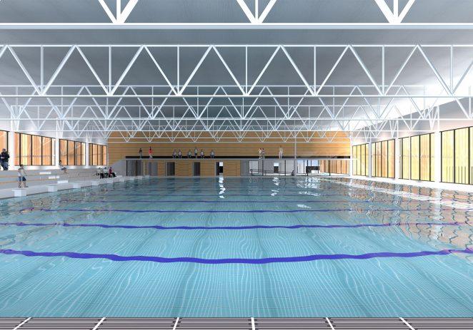 Počinje gradnja lječilišno – sportskog bazenskog kompleksa u Rovinju