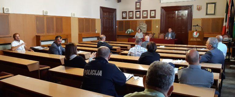 sastanak Grad Poreč i općine Poreštine
