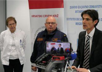 Stojanović: Građani Istre pridržavaju se mjere nošenja maski još od lipnja