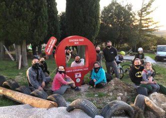 U Bujama otvoren prvi senzorni park u Istri, mjesto gdje će se djeca igrati, ali i učiti te buditi osjetila u prirodi