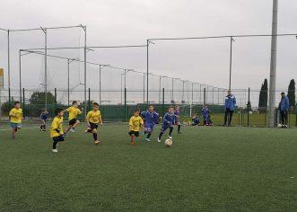 Škola nogometa NK Jadran završila jesenski dio sezone