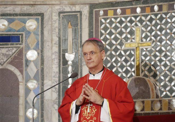 O blagdanu sv. Mavra mons. Kutleša dodijelio šestorici vjernika Biskupijska priznanja