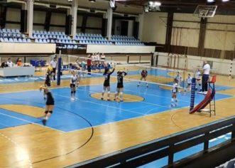 Porečke odbojkašice upisale poraz protiv ekipe OK Brda Split – OK POREČ: OK BRDA 0:3