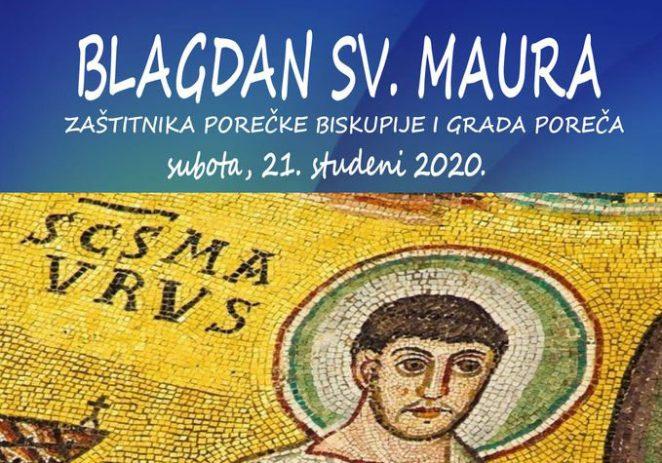 Proslava sv. Maura, zaštitnika Porečke biskupije i Poreča ove subote u Eufrazijevoj bazilici