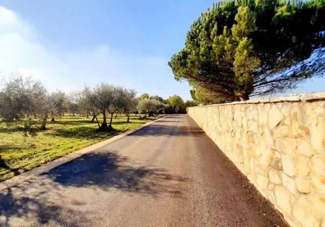 Grad Poreč: dovršeno asfaltiranje na Stanciji Benuška (Veli Maj)