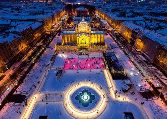 U subotu počinje Advent u Zagrebu. Objavljen program