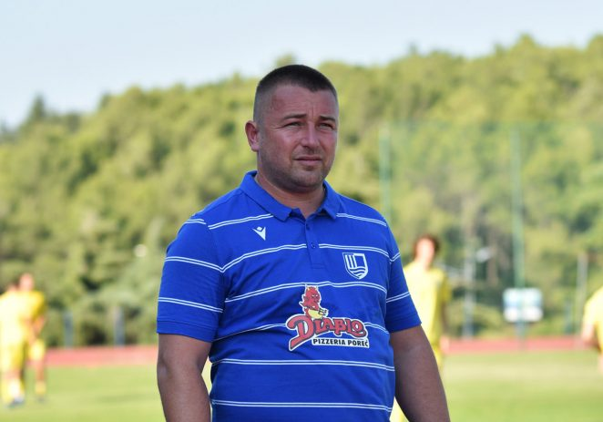 Trener NK Jadran Dalibor Šuran: Spremni smo za derbi sa Crikvenicom