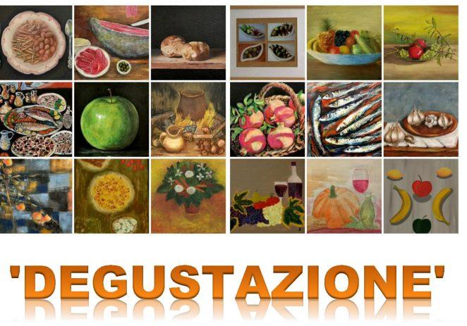Likovna udruga Poreč otvorila je izložbu Degustazione, likovni projekt proveden uz potporu Općine Tar-Vabriga-Torre-Abrega