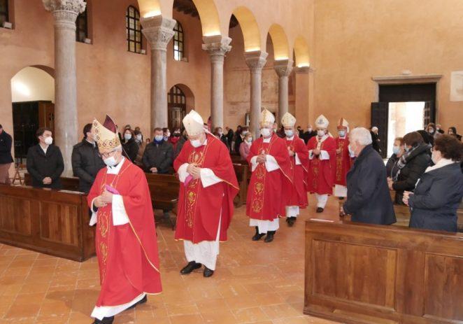 U Eufrazijevoj bazilici održana svečana sveta misa povodom blagdana sv. Maura, zaštitnika Poreča