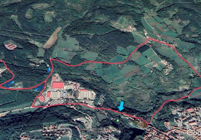 ISTARSKA ZIMSKA LIGA U TRČANJU powered by Plava Laguna – 3. kolo, Pazin 6.XII.2020.
