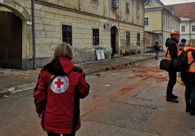 Istarski vatrogasci krenuli u pripomoć na područje Petrinje – Upute za donacije i pomoć pogođenima potresom u Petrinji i Sisku