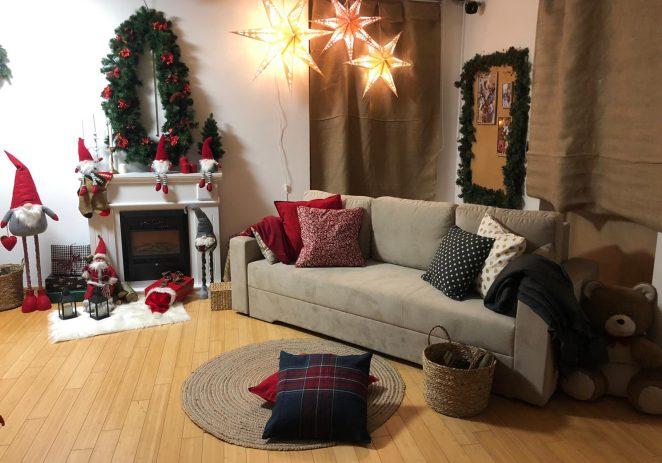 Blagdanska čarolija u uredu Djeda Mraza od 11. do 31. prosinca u Gradskoj knjižnici