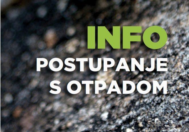 Usluga Poreč objavila novu info brošuru – POSTUPANJE S OTPADOM za 2021.godinu