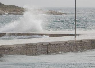 U nedjelju se na području Istre očekuje jaka i dugotrajna kiša – upozorenje !