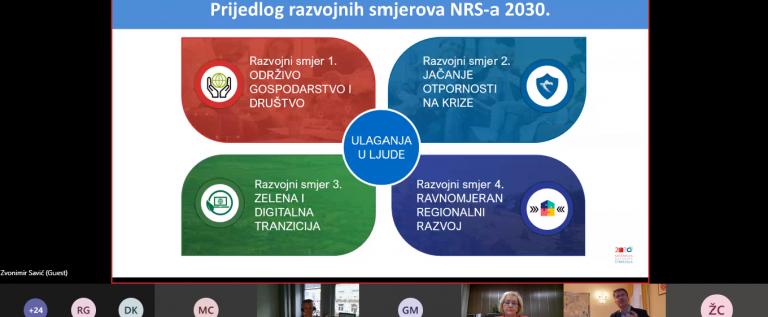 Sjednica Gospodarskog vijeca HGK ZK Pula