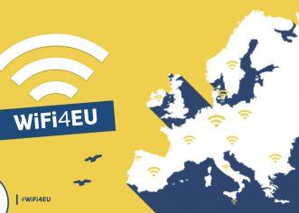 I u središtu Poreča postavljen besplatni bežični pristup internetu u okviru projekta WiFi4EU