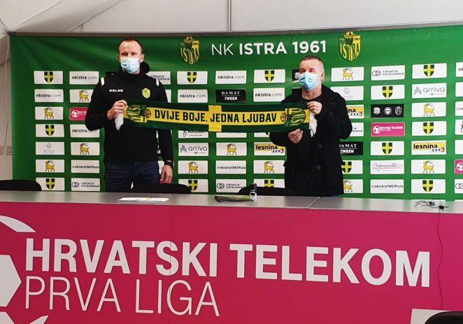 Nogometni klub Višnjan i NK Istra 1961 potpisali petogodišnji ugovor o suradnji