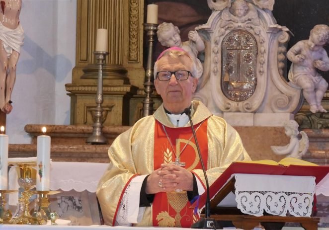 Mons. Ivan Milovan proslavio 22. obljetnicu biskupstva