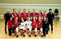 Odbojkašice Poreča osvojile sedmo mjesto na juniorskom otvorenom prvenstvu Hrvatske