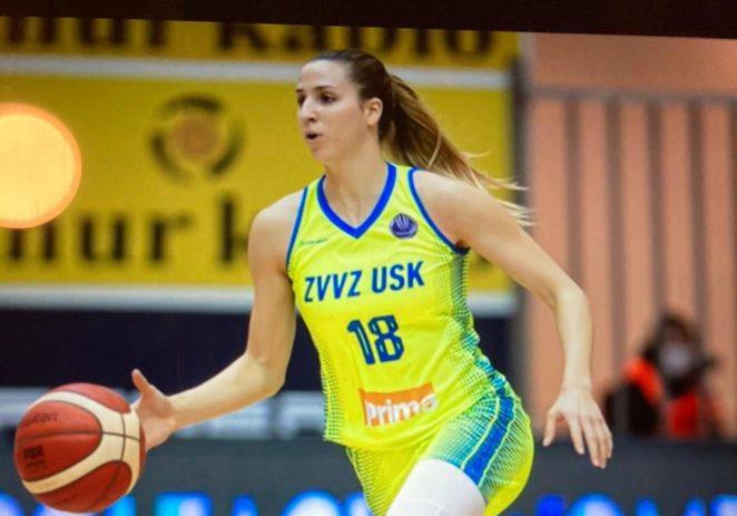 Košarkaški klub Poreč: intervju s Ivanom Dojkić , igračicom Hrvatske košarkaške ženske reprezentacije