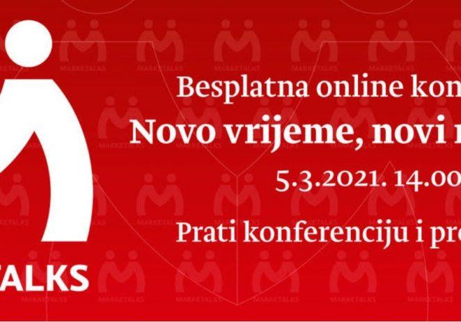 "Studenti Fakulteta ekonomije i turizma ""Dr. Mijo Mirković"" iz Pule (FET) organiziraju besplatnu online konferenciju MARKETALKS"