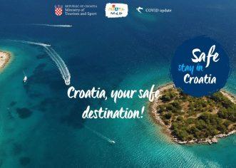 HTZ i Ministarstvo turizma RH predstavili projekt Safe stay in Croatia