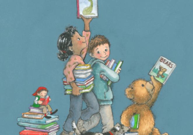 Mali i veliki čitači za dječje vrtiće u Glini i Petrinji
