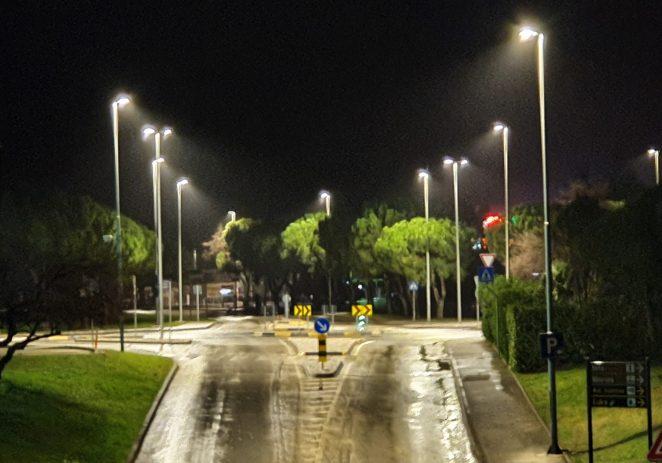 U Poreču postavljeno 1.082 novih LED svjetiljki, ušteda i do 76 posto