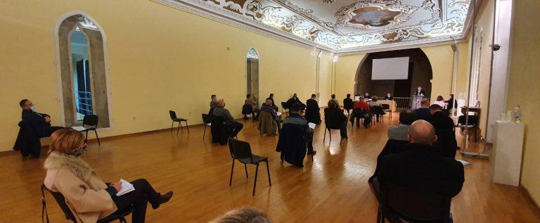Sjednica Gradskog viejća Grada Poreča u Istarskoj sabornici