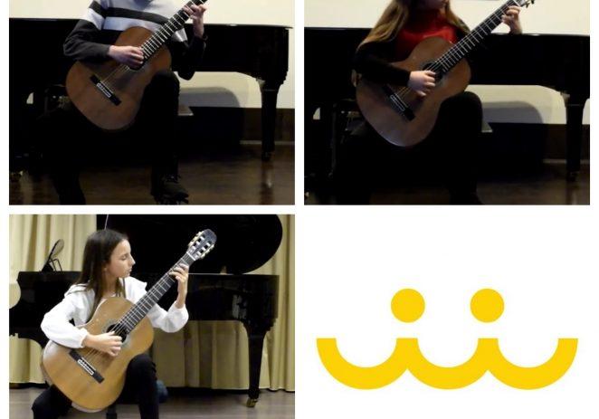 Učenici gitare Umjetničke škole Poreč osvojili nagrade na Međunarodnom natjecanju Guitar Salon Belgrade