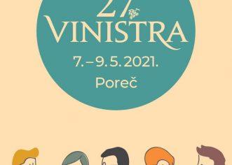 Najavljena 27. Vinistra i 12. Svijet Malvazija za vikend od 7. do 9. svibnja !