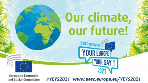 Učenici i učenice Srednje škole Mate Balote Poreč sudjelovat će na virtualnom Europskom samitu mladih o klimi