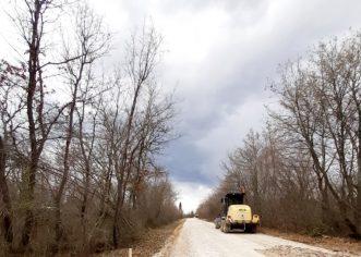 Županijska uprava za ceste pokrenula prvu fazu obnove ceste Nova Vas – Kosinožići