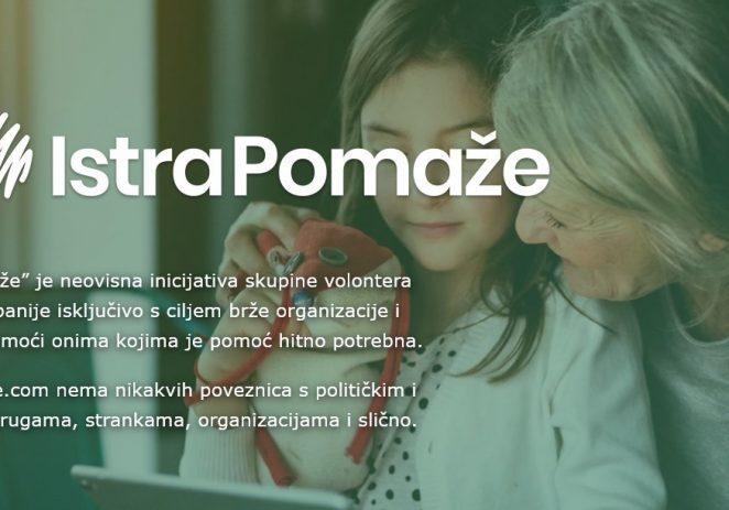 """Skupina volontera iz Istre osnovala udrugu za pomoć Baniji """"Istra pomaže"""""""