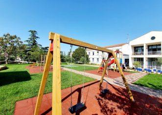 U Baderni izgrađeni rotor, kanalizacijska mreže, sufinancirana izgradnja školskog igrališta u Sv. Lovreču